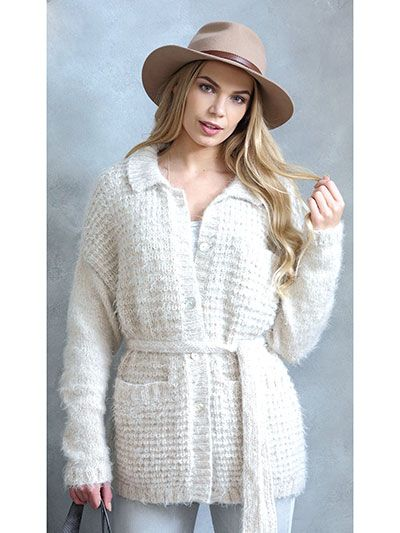 Jackets Knit Pattern from Annie's Craft Store. Order here ...