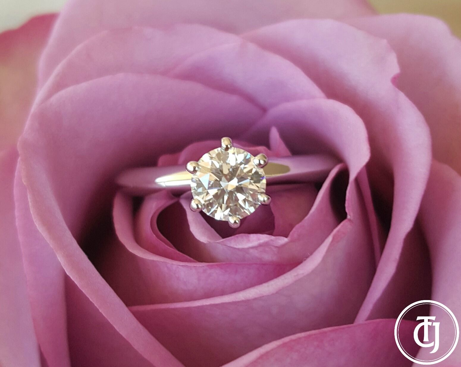 Tiffany & Co. Solitaire Diamond Engagement Ring | Beauty | Pinterest ...