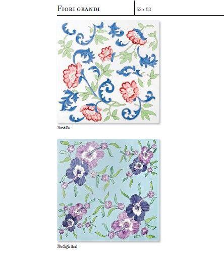 #fioridiravello #ceramicafrancescodemaio #fiorigrandi | Ceramica Francesco De Maio
