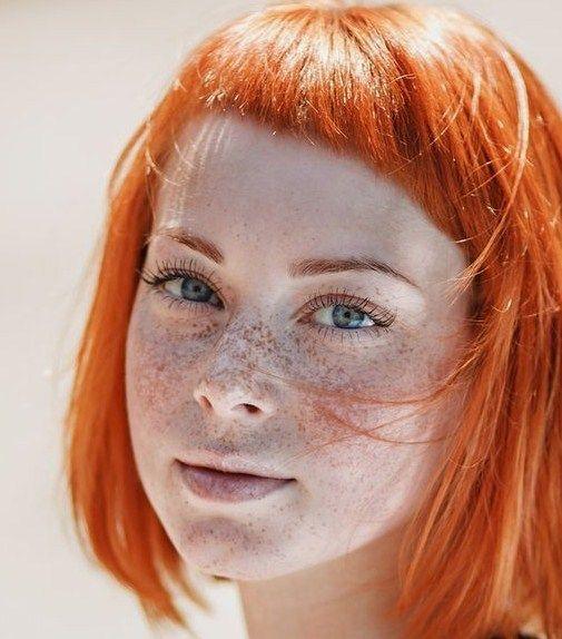 Freckle Face Photography  Face Photography, Freckle -8439