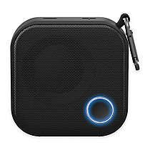 Brookstone Big Blue Portable Bluetooth Go Speaker