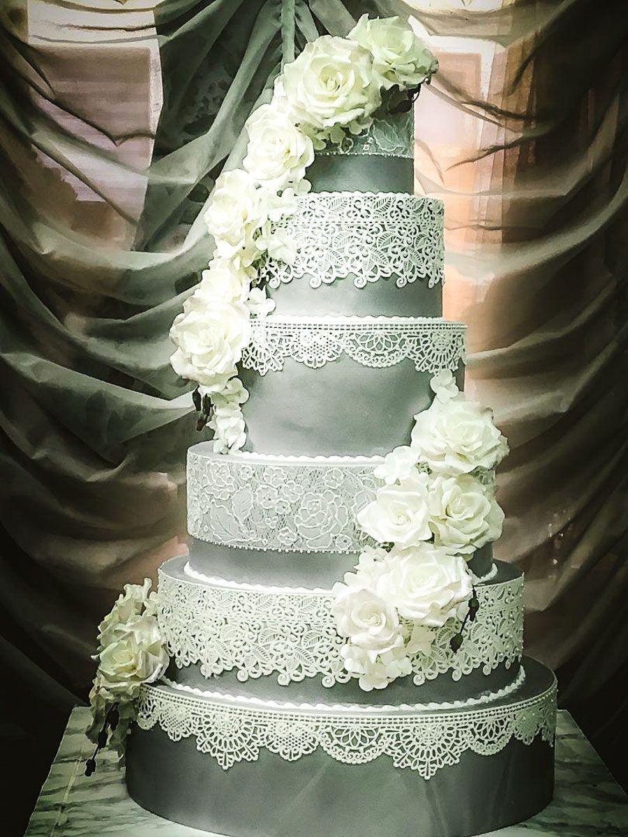 Italian Wedding Cakes Beautiful