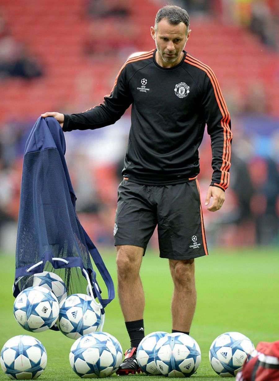 Ryan Giggs, Manchester United (With images) Manchester