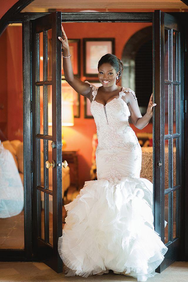 Luxurious Wedding at the Atlantis Resort Bahamas: Adrienne + Charles ...