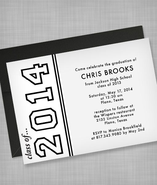 graduation invitations templates free download template