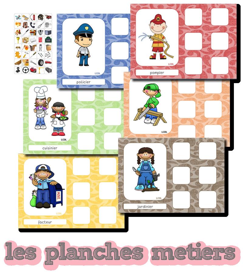 La maternelle de laur ne les planches m tiers support - Coloriage domino ...