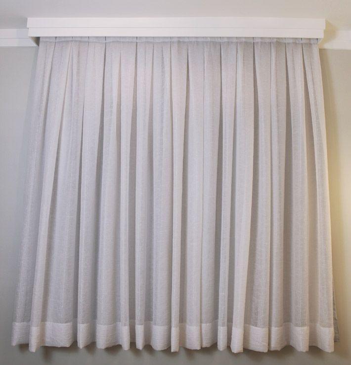 Estilo verão linho cortinas para sala de estar blackout cortina   ...