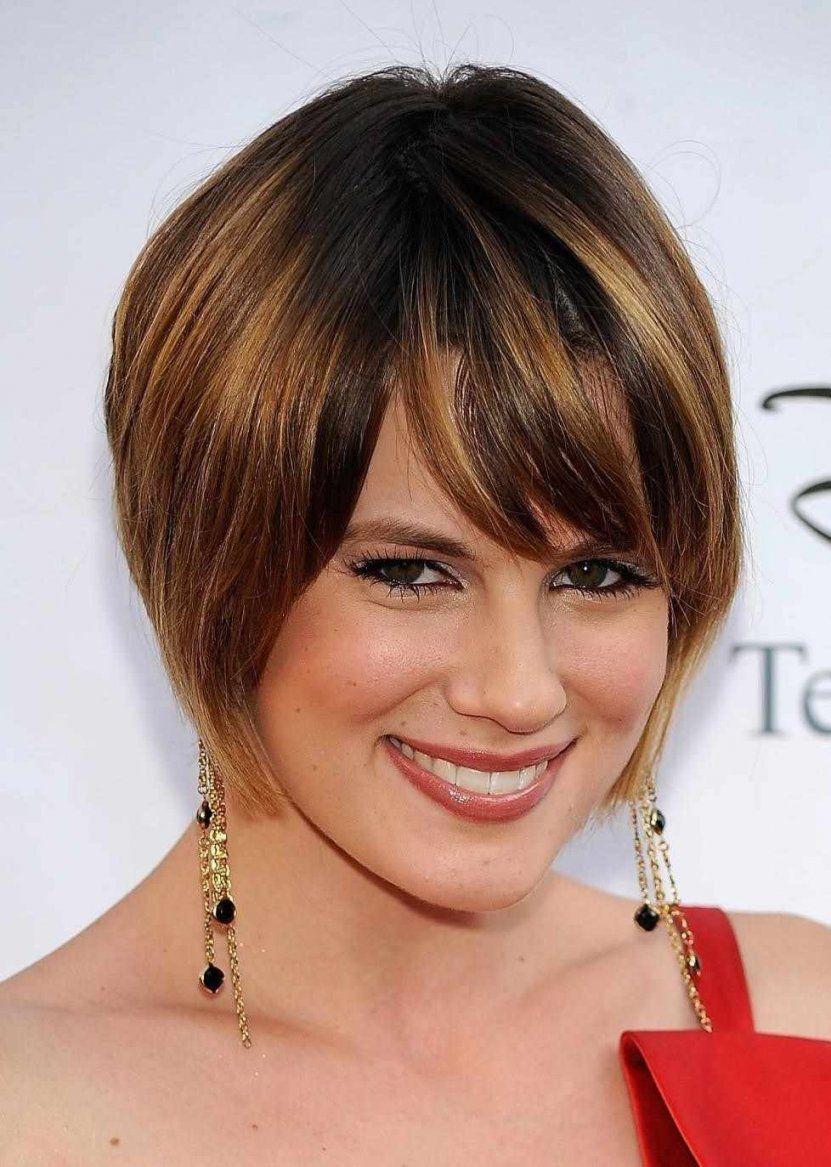 nette kurze frisuren für dickes lockiges haar - neueste