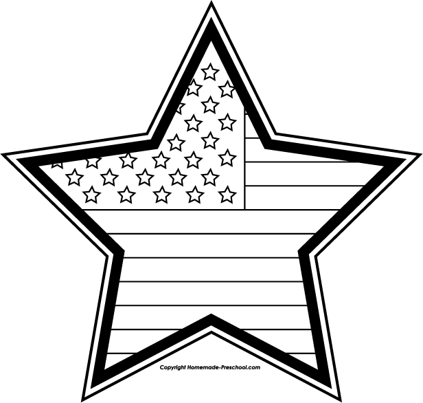 Memorial Day Coloring Pages Star Coloring Pages Clip Art