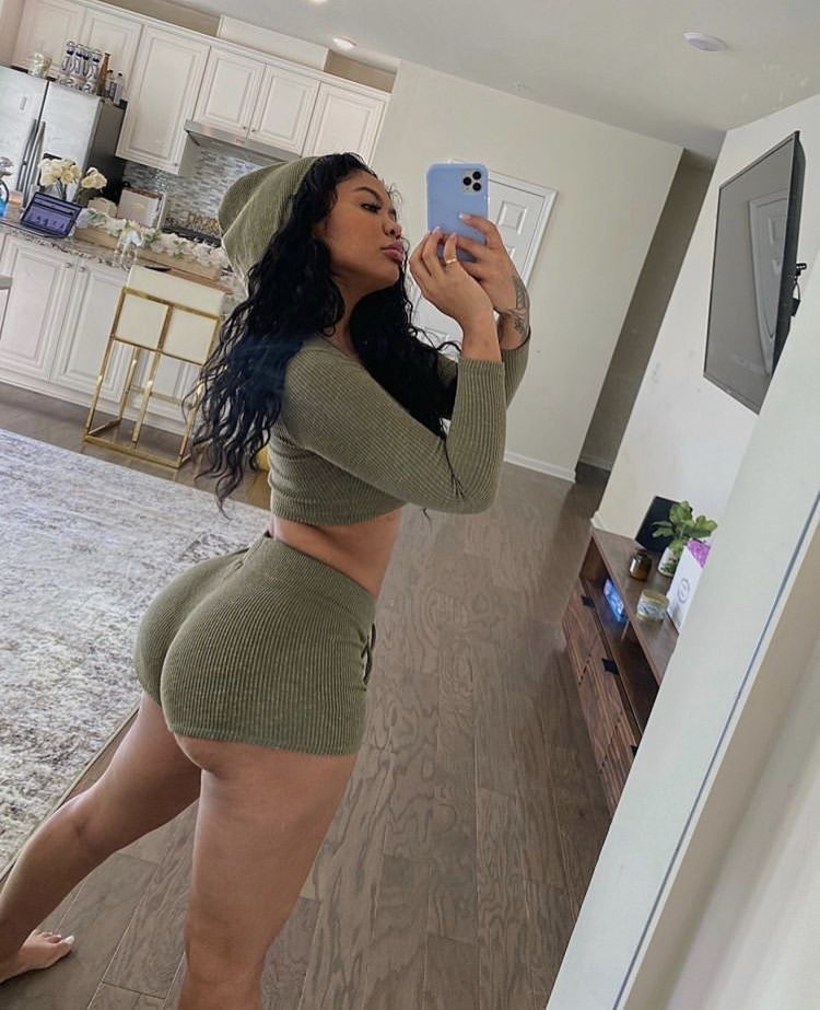 Chubby Asses In Booty Shorts