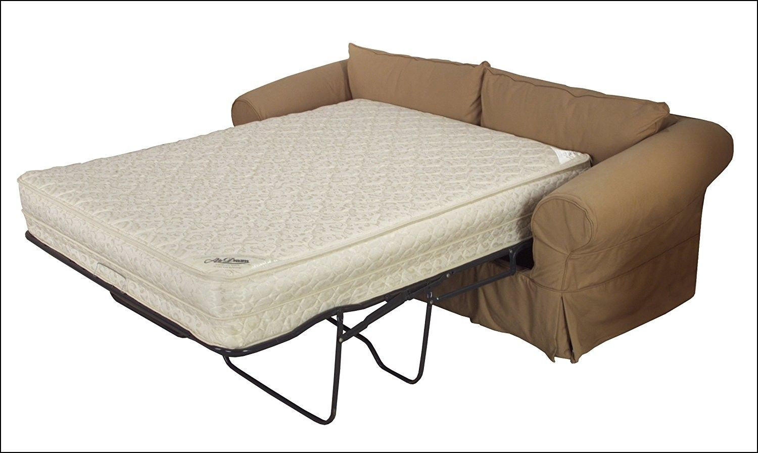 bed for couch with replacement mattress air to sleeper sofa rv jiiiz