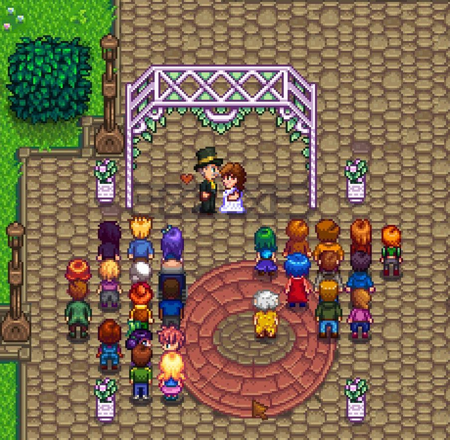 19975858aa8177862f05a76e9eb34fe2 stardew valley marnie and lewis get married by sqbr stardew fuse box stardew valley at alyssarenee.co