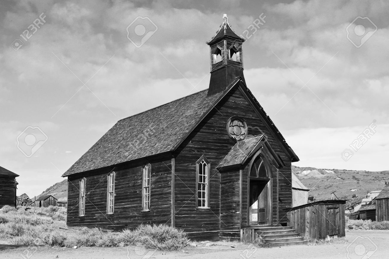 11505805-An-old-wooden-church-located-in-an-old-west-ghost-town--Stock-Photo.jpg (1300×866)