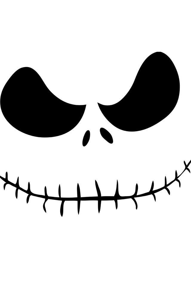 13 Best Jack Skellington Pumpkin Stencil 2