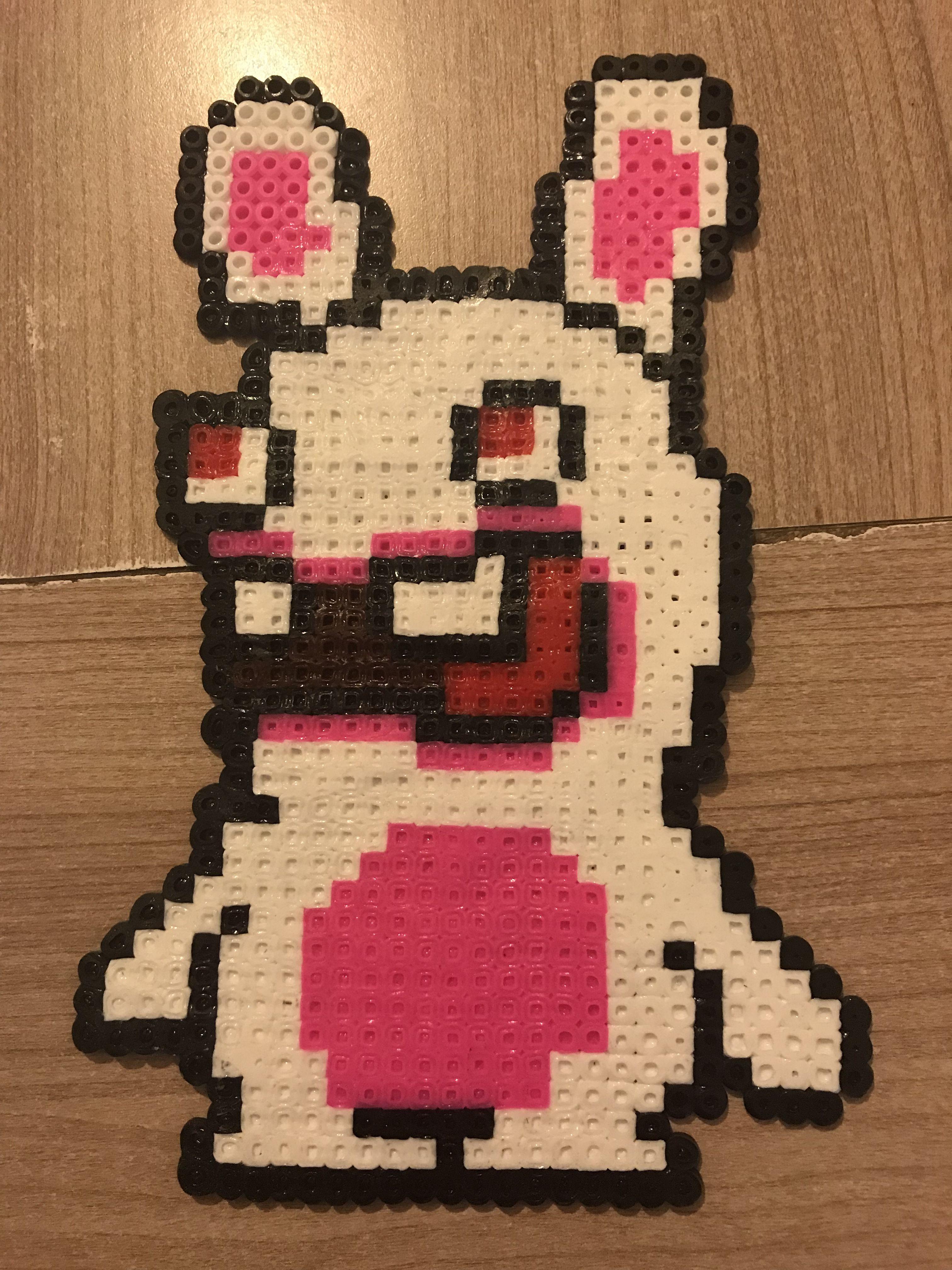 Lapin Cretin Pixel Art Avec Images Pixel Art