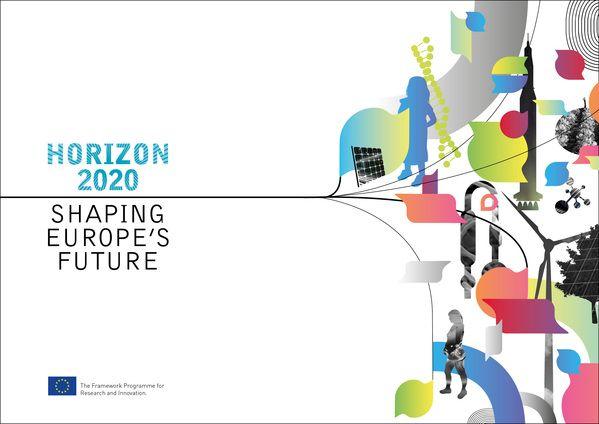 Horizon 2020 by Marc Thomasset, via Behance