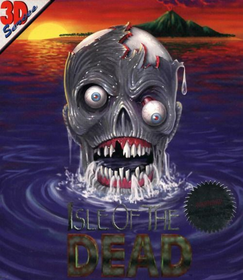 Isle of the Dead, PC.