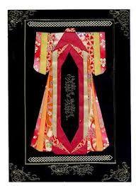 iris folding kimono pattern - Google Search