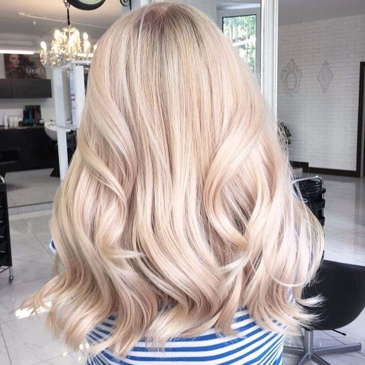 The 74 Hottest Blonde Hair Looks to Copy This Summer #champagneblondehair