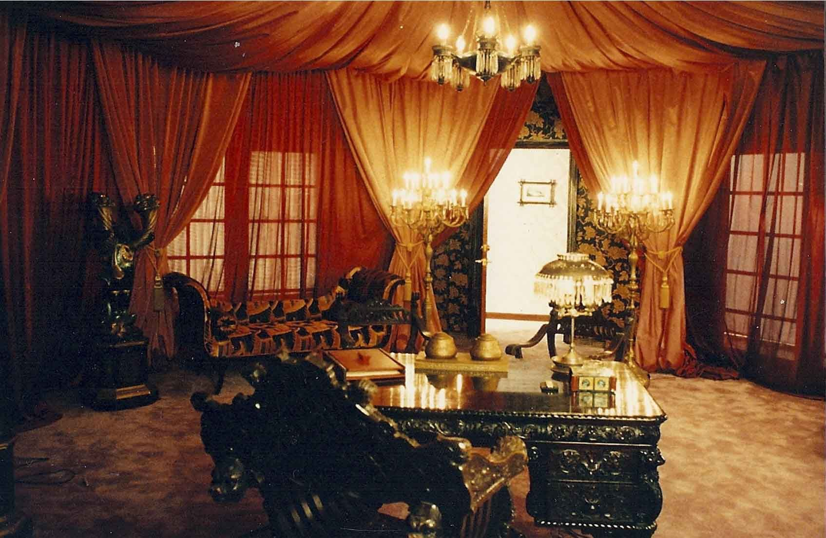 One Eyed Jacks - Twin Peaks production set by Richard Hoover