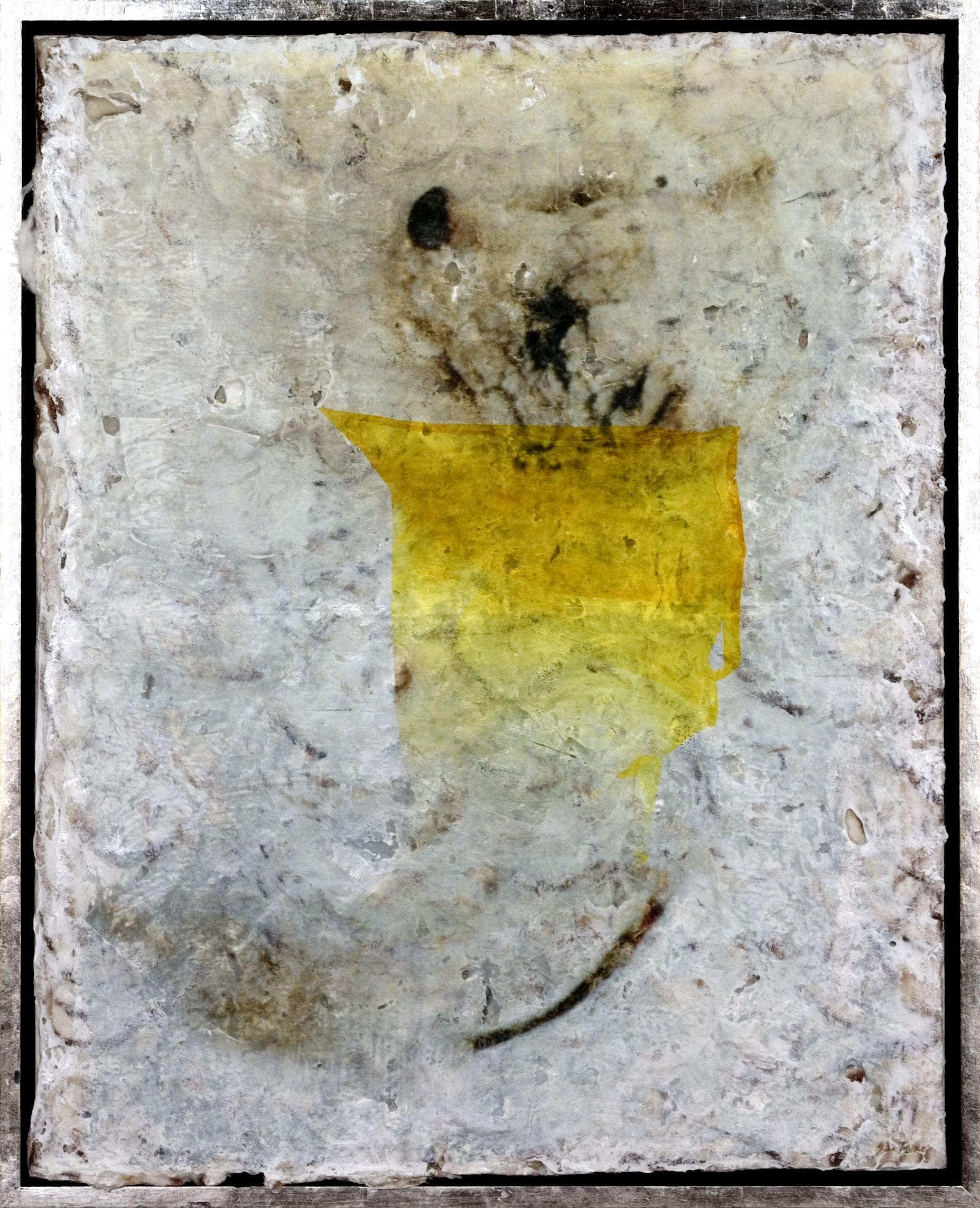 Avtrykk. Akryl, 80x64 cm