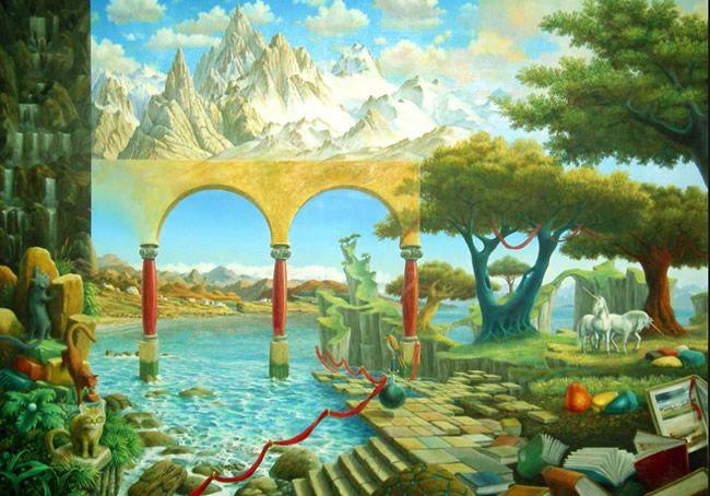 François Joly, peintures surréalistes par Francois Joly, surréalisme, peintures surréalisme ...