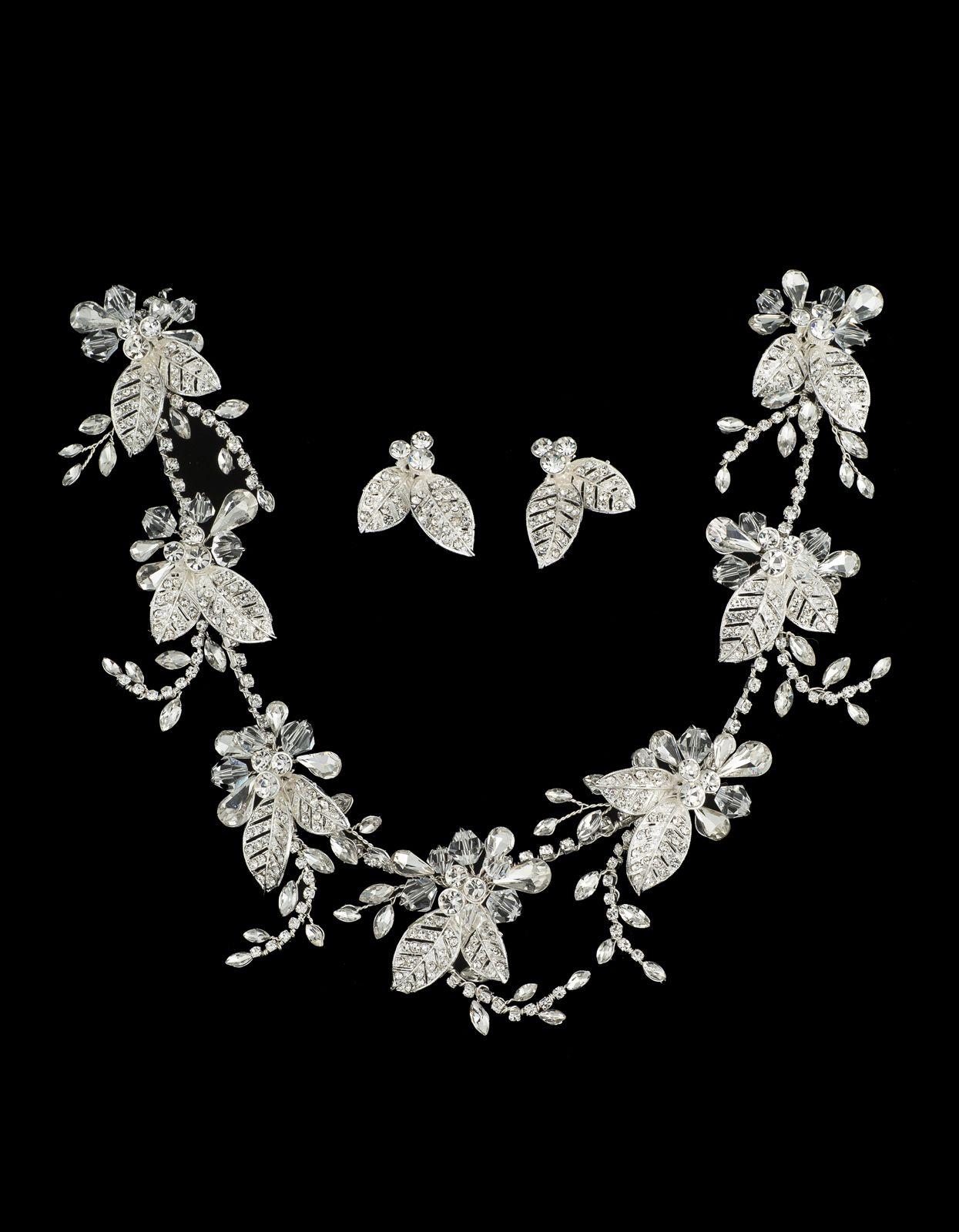 Bridal classics necklace sets mj 259 - Mj 236 Bridal Classics