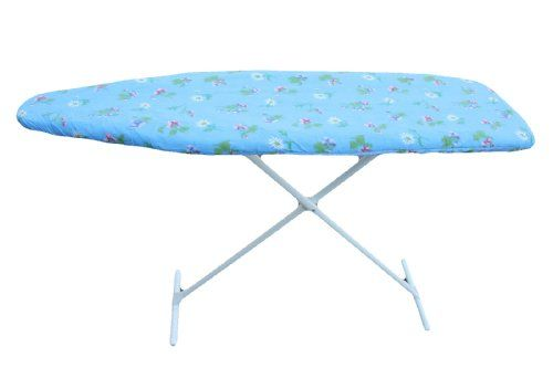 """#manythings Size: Fits 13-15"""" x 53-54"""" Standard-size #ironing board Ultrafit skit and seam prevent cover #from shifting Stetch & fit binding for a snug fit Surelo..."""