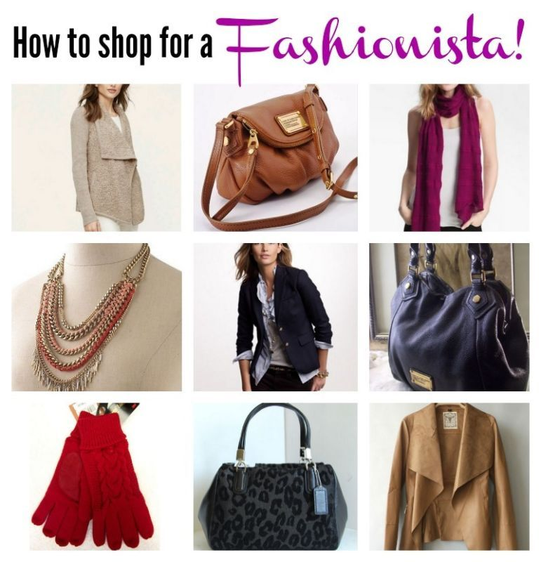 How to shop for a Fashionista