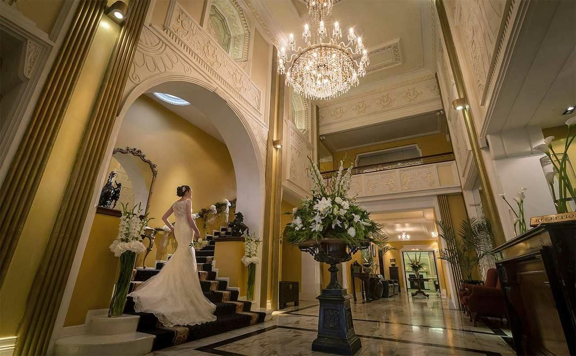 girl about town: glam city wedding venues | imperial hotel, cork