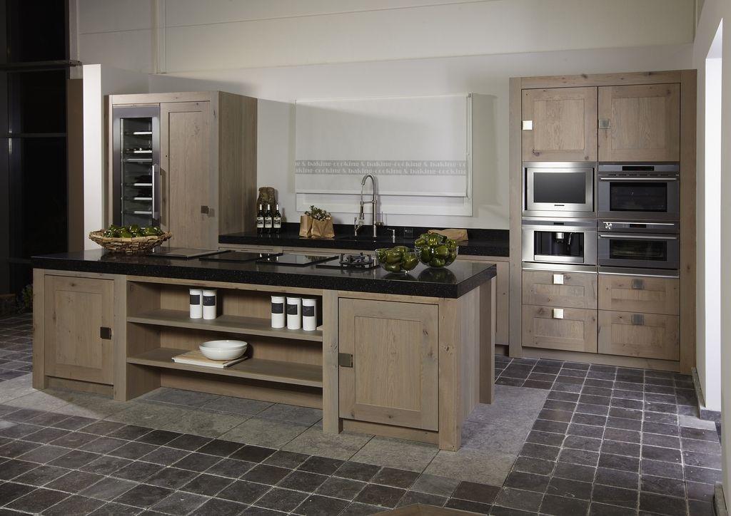 Keuken Landelijke Stijl : Landelijke keukens sfeervol wonen in landelijke stijl keuken