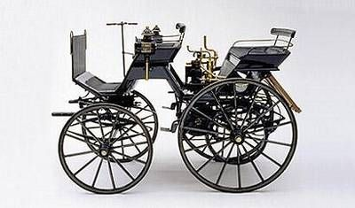 On March 8 1886 Gottlieb Wilhelm Daimler Took A Stagecoach And