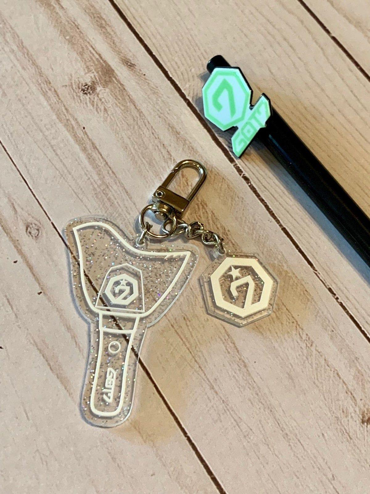 got7 keychain by Sarah alnokta