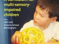 Cover of Curriculum for multi-sensory-impaired children