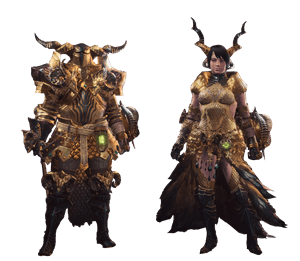 Kulve Taroth Beta Armor Set | Cosplay/Costumes for Zech in