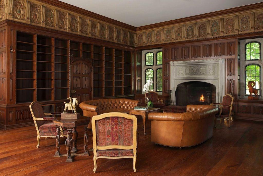 Gothic Interiors | Victorian Gothic Interior Style: Victorian Gothic  Interior Style
