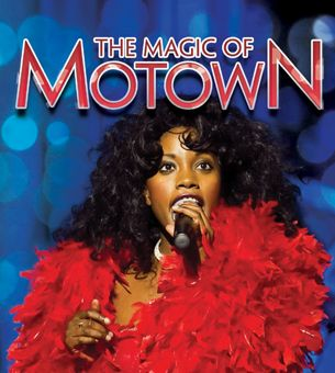The Magic of Motown  Sat 6 April  Ain't no mountain high, ain't no valley low, ain't no river wide enough to keep The Magic of Motown from getting to you...    It'll be there on the double: direct from The States, the UK's biggest Motown concert tour celebrates 50 years of number one songs with its brand-new arena show.