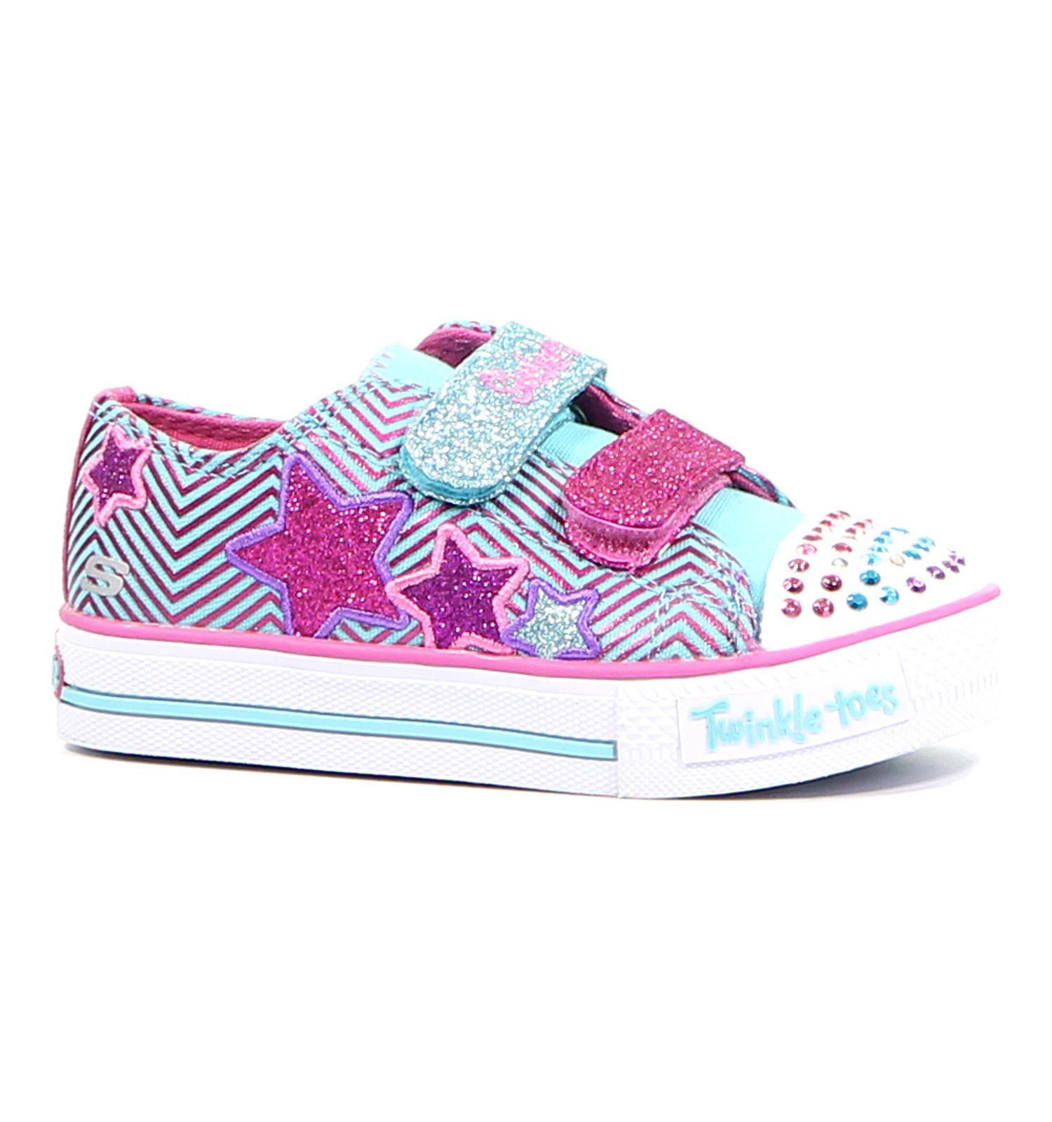 skechers | home meisjesschoenen skechers skechers velcro