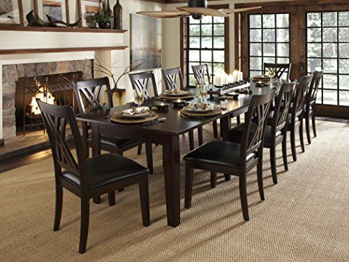 Robot Check Solid Wood Dining Set Rectangular Dining Table Dining Table Dining room furniture for sale