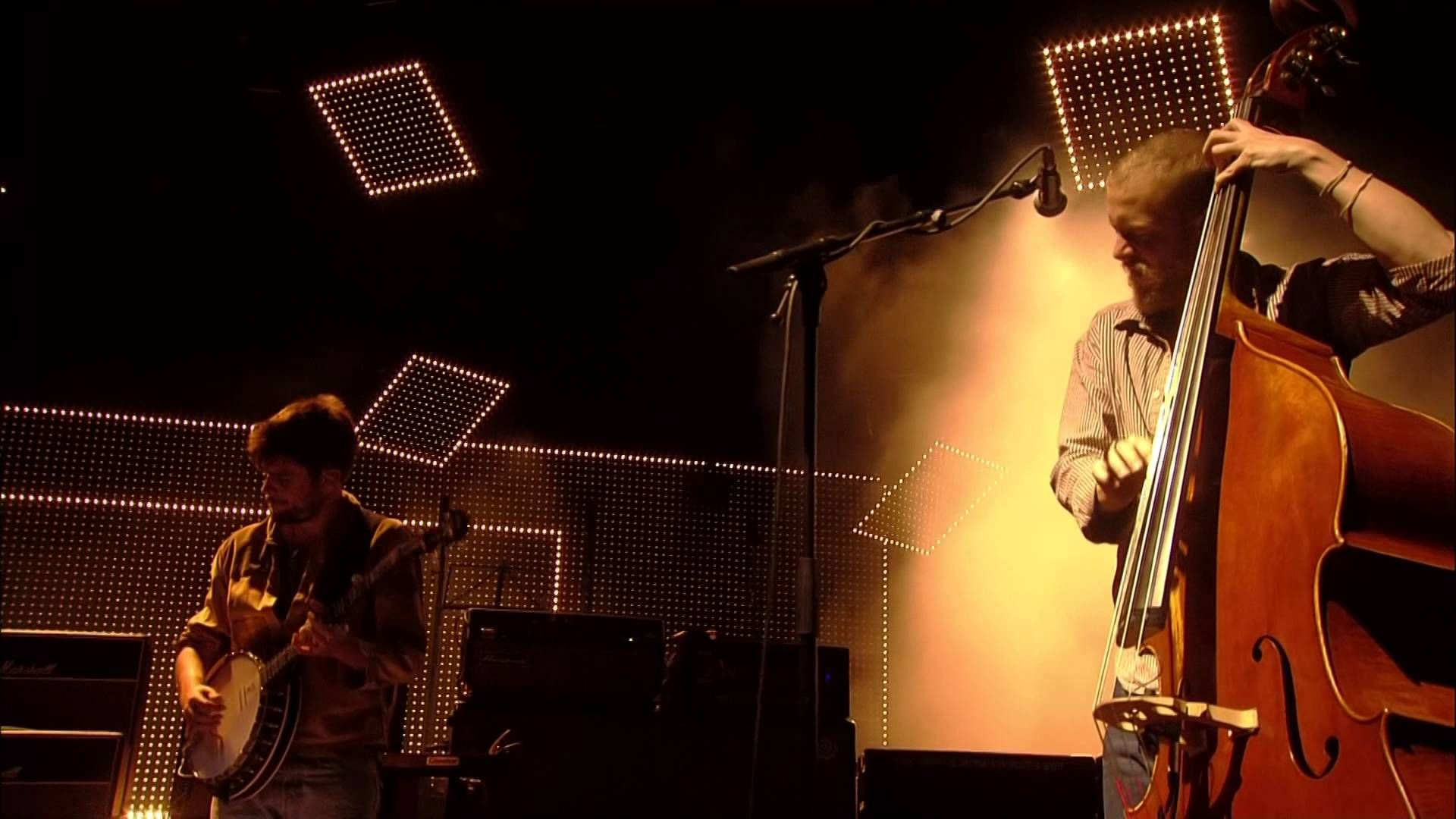 Mumford & Sons Dust Bowl Dance T in the Park 2013