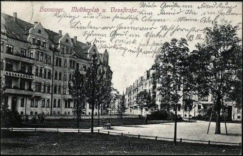 HANNOVER Moltkeplatz * 1907