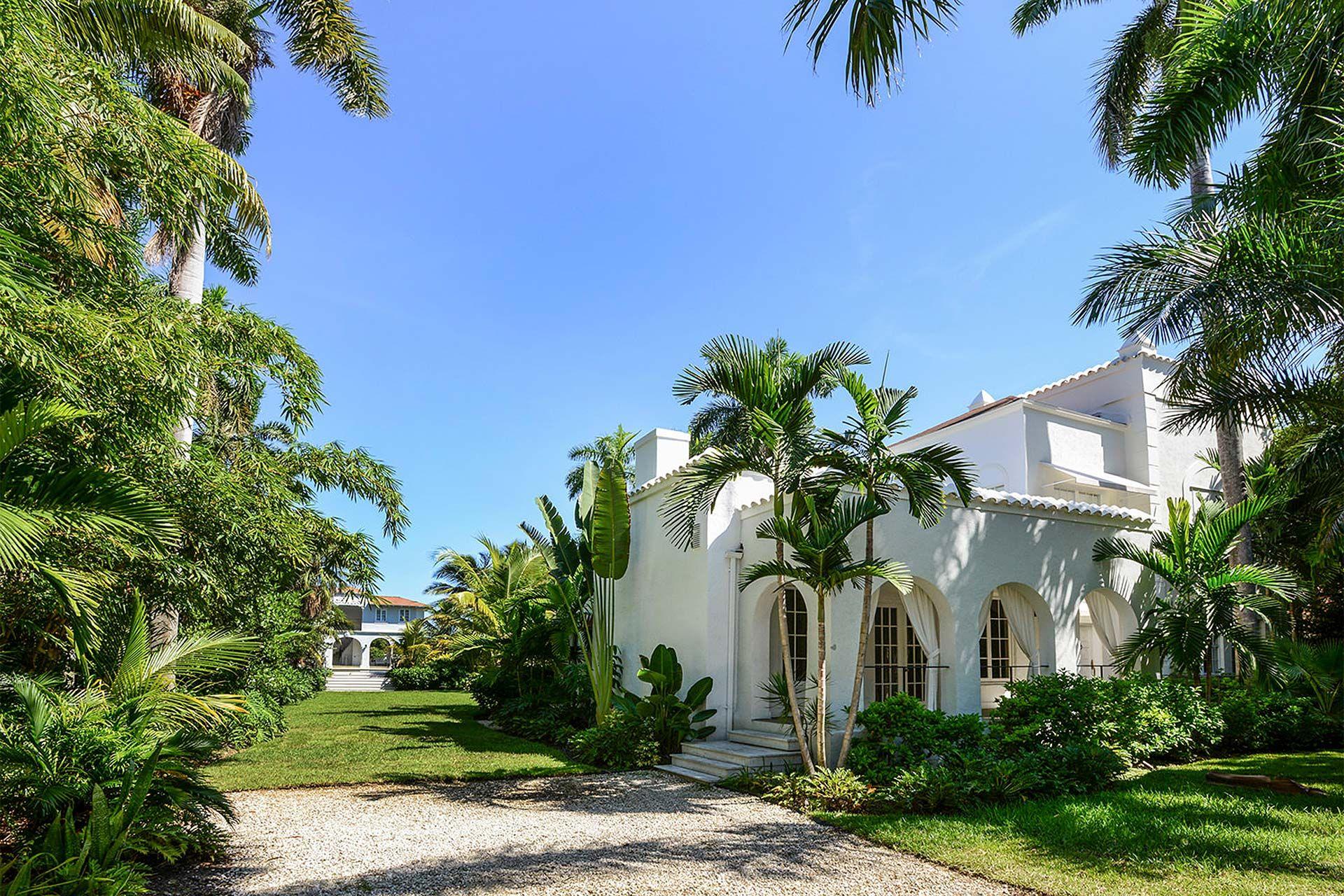 Al Capone's Miami Mansion Casa ideal y Casas