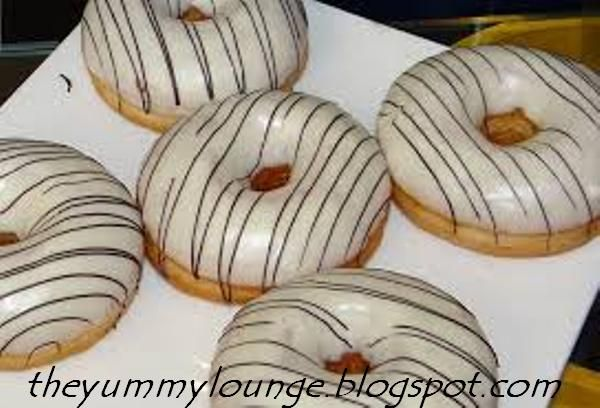 Make Eggless Doughnuts Without Yeast Recipe Http Theyummylounge Blo In