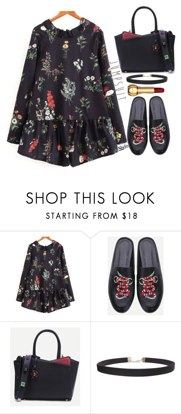 """""""Jumpsuit"""" by simona-altobelli ❤ liked on Polyvore featuring Humble Chic"""