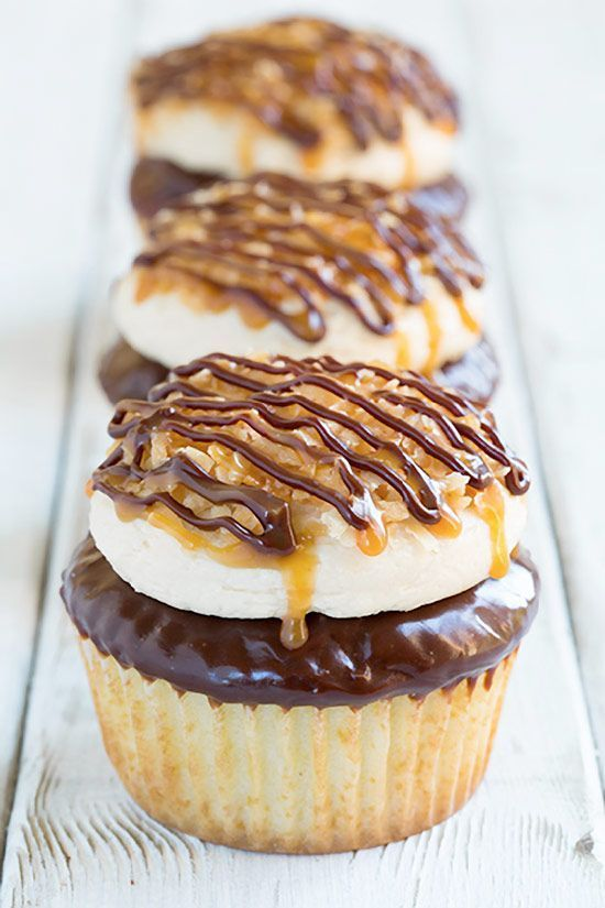 Delicious Banana Cream Pie Cupcakes That Will Make Your Mouth Water