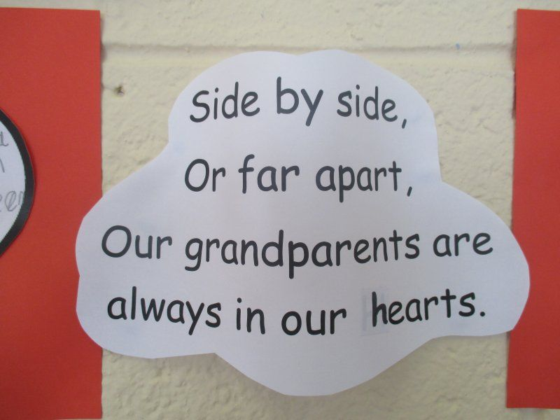 Grandparents Day Poems- Poems for Grandparents Day 2016 ...