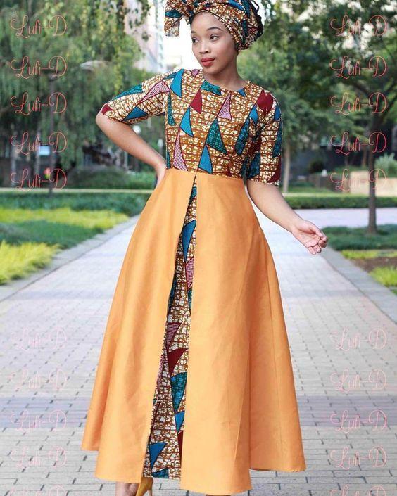 Pin By Karen Mitchell On African Attire