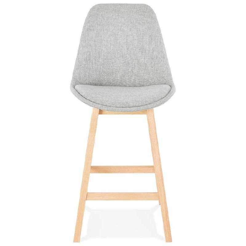 Tabouret De Bar Chaise De Bar Mi Hauteur Design Scandinave Ilda