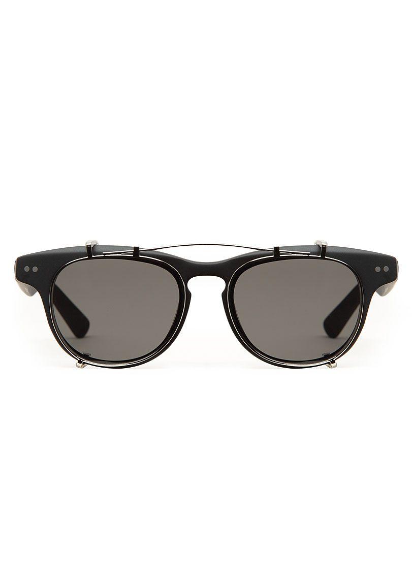 1afba60b3c Lenox Clip-On Sunglasses by Illesteva
