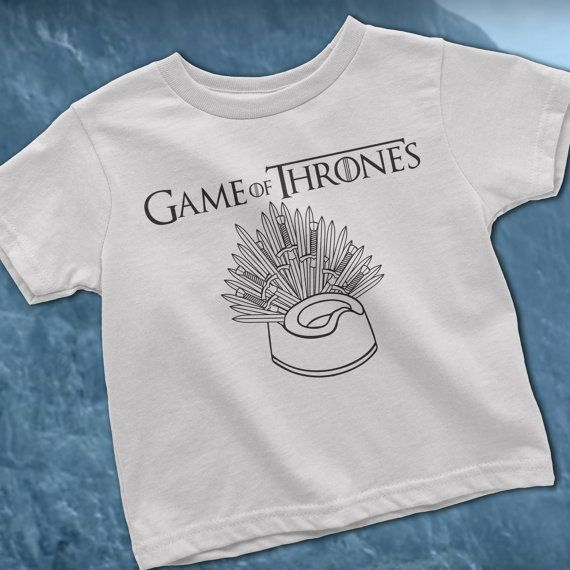 45d99ce4 Game of Thrones funny toddler shirt, funny toddler shirt, Game of Thrones  funny t